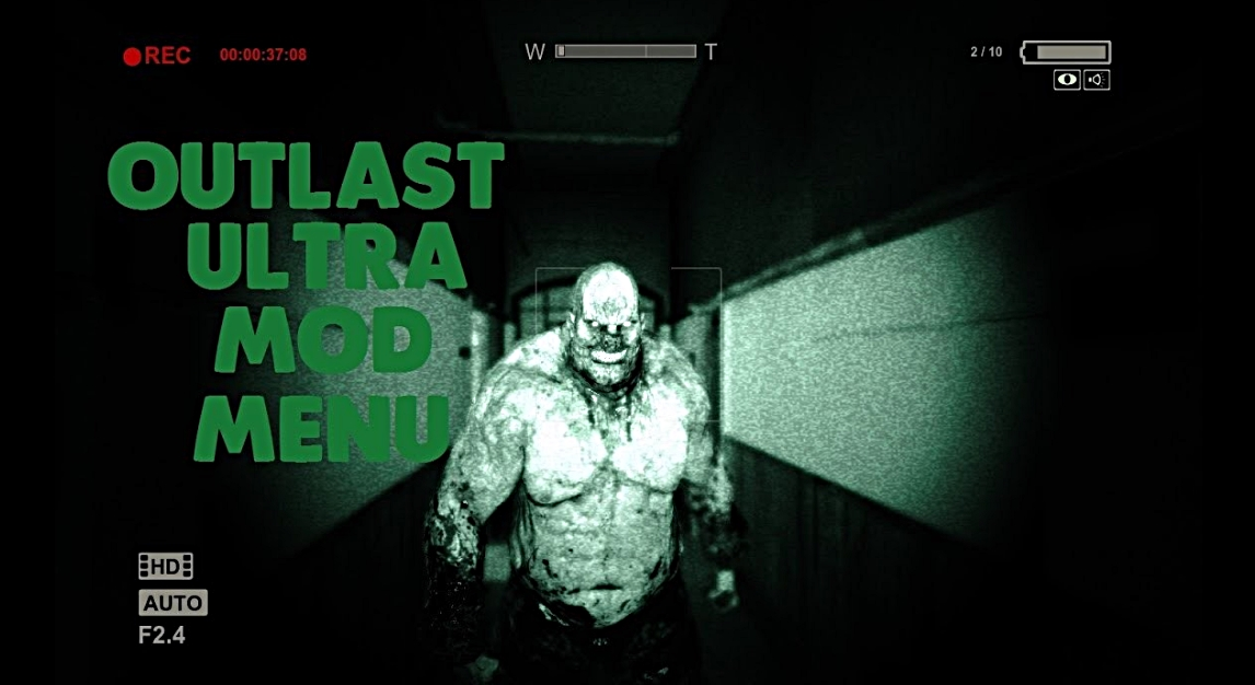 Outlast Ultra Menu Mod Full İndir